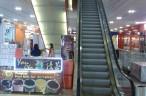 Kuching Sentral Escalator