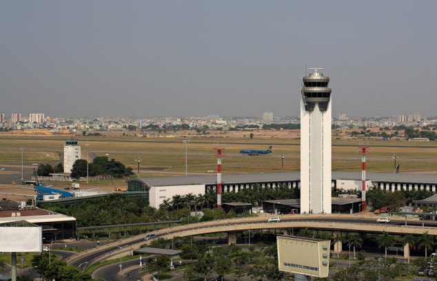 Air Traffic Management Control, Vietman