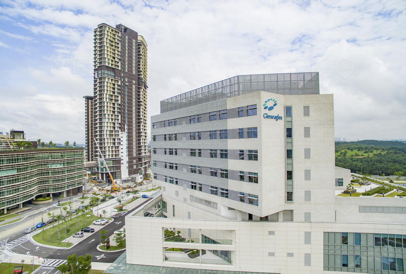 gleneagles medini hospital  johor  malaysia