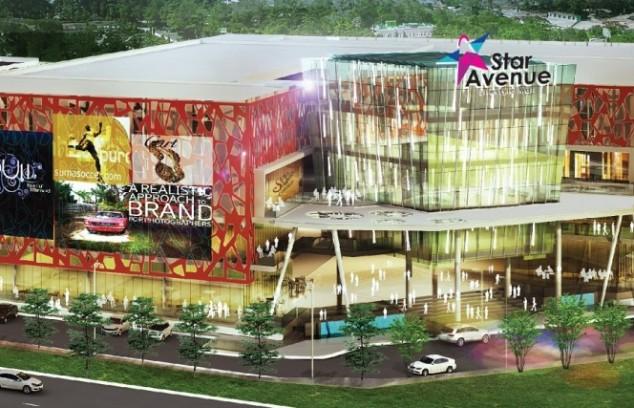 Star Avenue Lifestyle Mall Shah Alam Malaysia Eita Elevator