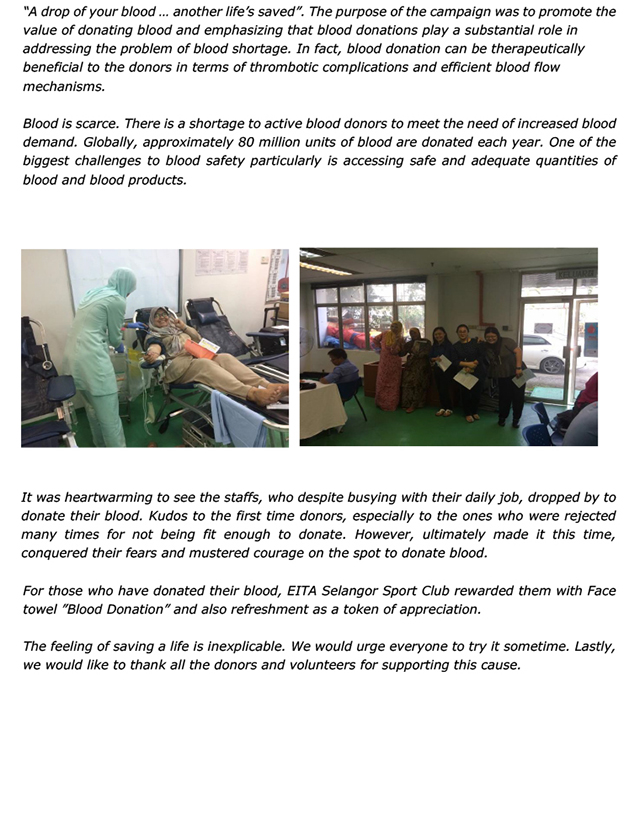 Blood Donation2018 - write-up-2