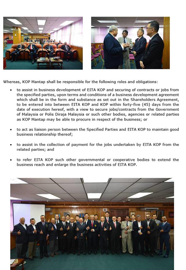 EEM - KOP Mantap Signing Ceremony 29-01-2019-2