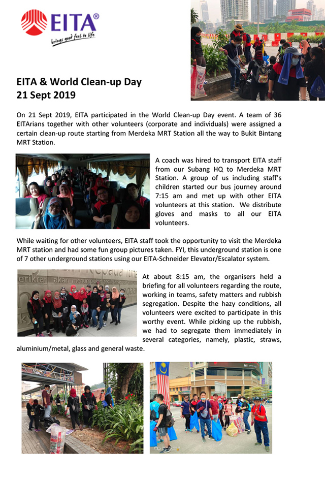 EITA & World Clean-up Day - 21-09-2019-1